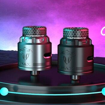 ThunderHead créations – atomiseur dégoulinant reconstructible Tauren Max, adapté au BF Pin Mod 2ml, Vape de Cigarette électronique RDA