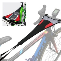 Cycling Bike Bicycle Sweatband Trainer Sweat Net Bike Sweat proof Training Tape Frame Protection Bicycle Accessories
