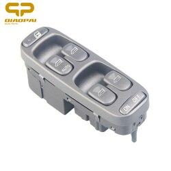 1pc samochodów Auto podnośnik podnośnik energii elektrycznej główny przełącznik okna 8638452 9472276 dla Volvo S70 V70 S70 XC70 1998 1999 2000