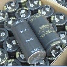 Chemicon Nippon Audio YAMAHA Electrolytic-Capacitor 5600UF 2pcs 22x50mm Japan 50V