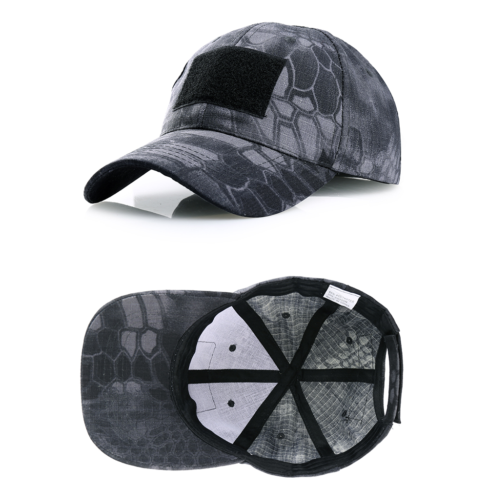 Outdoor Multicam Camouflage Adjustable Cap Mesh Tactical Military Army Airsoft Fishing Hunting Hiking Basketball Snapback Hat 18