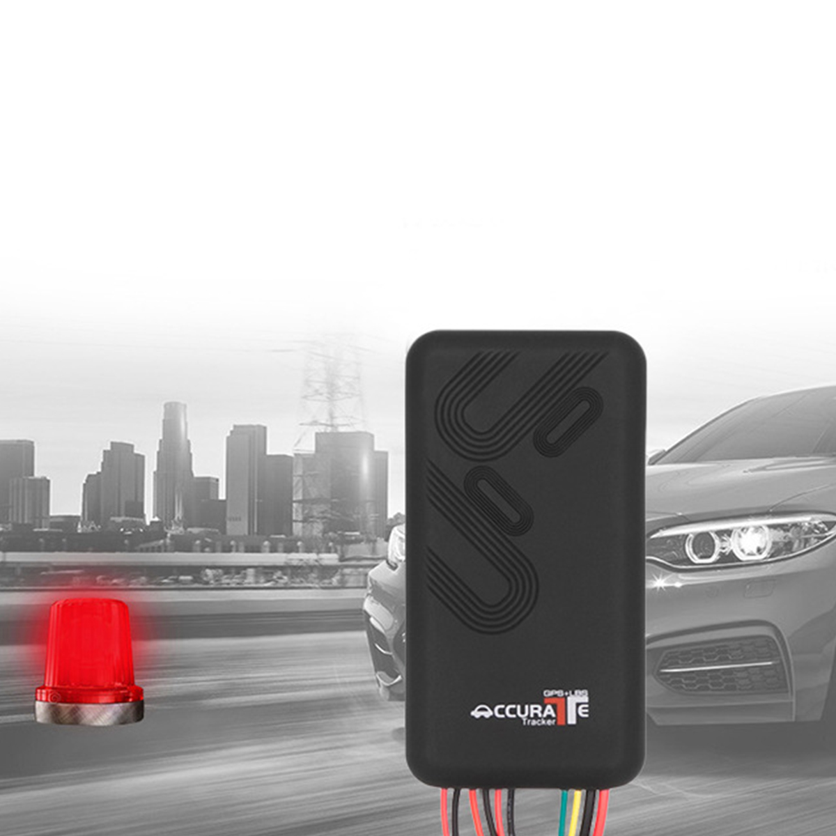Image 2 - GPS tracker gps tracking ! Mini car Vehicle GPS Tracker GT06 with Cut off fuel / Stop engine / GSM SIM alarm-in GPS Trackers from Automobiles & Motorcycles