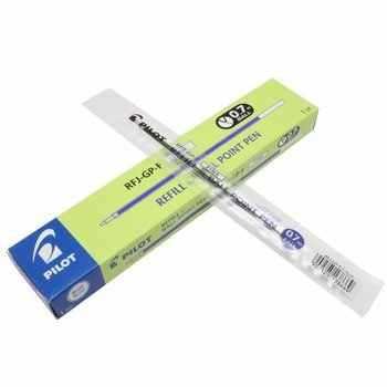 PILOT RFJ-GP piłka wkład do pióra 0.7mm Push-on Ball atrament do długopisów kaseta do BPS długopisy BPK-P BPS-GP długopis