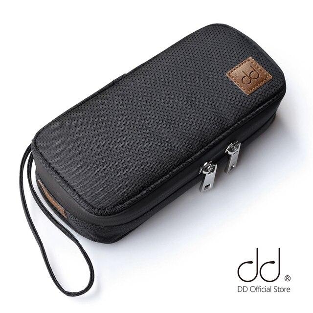 DD ddHiFi C 2019 (B) مخصصة HiFi حمل الحال بالنسبة السمعية ، سماعة الرأس والكابلات حقيبة التخزين ، مشغل موسيقى واقية.