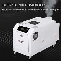 Industrial humidifier spray large ultrasonic humidifier atomization textile workshop humidifier vegetable preservation spray