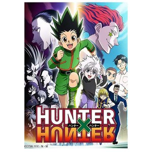 Hunter x Hunter Anime Poster Classic Hot Japanese Anime Canvas Poster Pictures Modern for Living Room Frame Wall Art