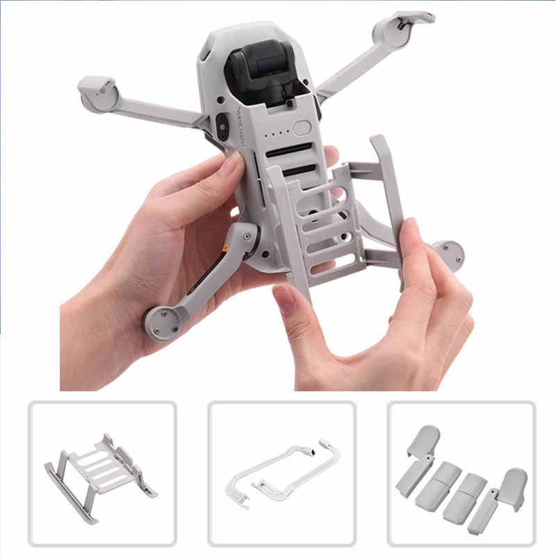 Xmipbs Mavic Air 2 Landing Gear Accessories Heightened Leg Support Protector Compatible with DJI Mavic Air 2