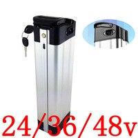 무료 배송 24V 36V 48V 전기 자전거 배터리 8AH 10AH 12AH 13AH 14AH 15AH 17AH 18AH 20AH 21AH 25AH Ebike 배터리 팩