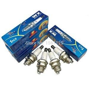 Image 2 - 10PCS Spark Plug L7T BM6A for BM6A BMR6A WS6E WS7E BPMR6A WS7F CJ7Y W20MU L7TC M6 M7 BPMR6A two stroke chain saw field mower