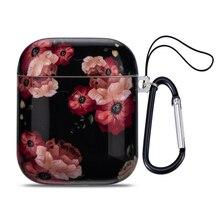 Airpod case Chinese  Classical Aesthetics TPU for TWS bluetooth earphone box 1 2
