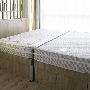Image 3 - ベッドブリッジ双子王変換キットのベッド作るするツインベッドに王コネクタ ツインベッドコネクタ & マットレスコネクタ