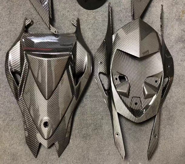 New Lock Set for BMW S1000RR Rear Seat Cover Cowl Pillion Fairing 2015-2018