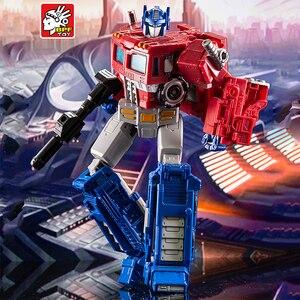Image 2 - Transformação bpf ko mp10 MP 10 op comandante liga cerco série e3541 figura de ação robô crianças brinquedos deformação coleção