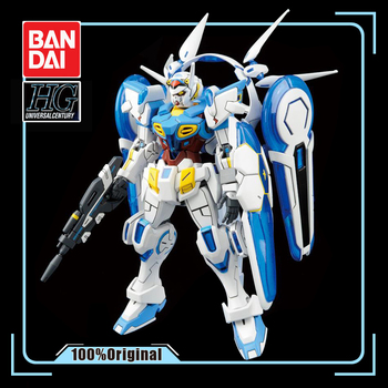 BANDAI HG 1/144 G-Self Gundam Reconguista in G Action Chart Out of Print Rare Spot Kids Assembled Toy Gifts Anime Figure 1