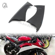 Acz motocicleta carenagem infill duto de ar capa lateral caso para yamaha YZF-R6 yzf r6 2008-2014