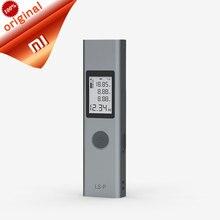 Xiaomi Mijia Duka LS P lazer telemetre 40m taşınabilir USB şarj cihazı yüksek hassasiyetli ölçüm lazer telemetre