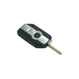 Image 1 - BMW R1200GS 용 R1250GS R1200RT K1600 GT GTL F750GS F850GS ADV 오토바이 키 언컷 블레이드 원 클릭 키리스 스타트 리모컨