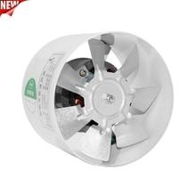 Extractor Air-Ventilator Bathroom Wall-Fan Toilet Metal-Pipe Mini 4inch