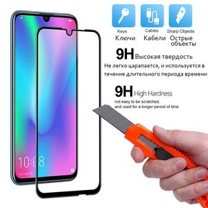 Image 3 - מזג זכוכית עבור Huawei Honor 10 20 לייט 10i מסך מגן מלא כיסוי מגן זכוכית לכבוד 10 10i לייט 20 פרו זכוכית