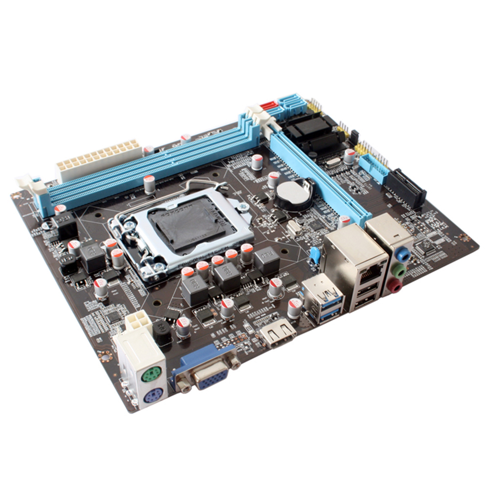 <font><b>B75</b></font> Office <font><b>LGA1155</b></font> Large Memory Accessories Integrated Desktop <font><b>Motherboard</b></font> Professional Computer Durable Dual Channel Stable image