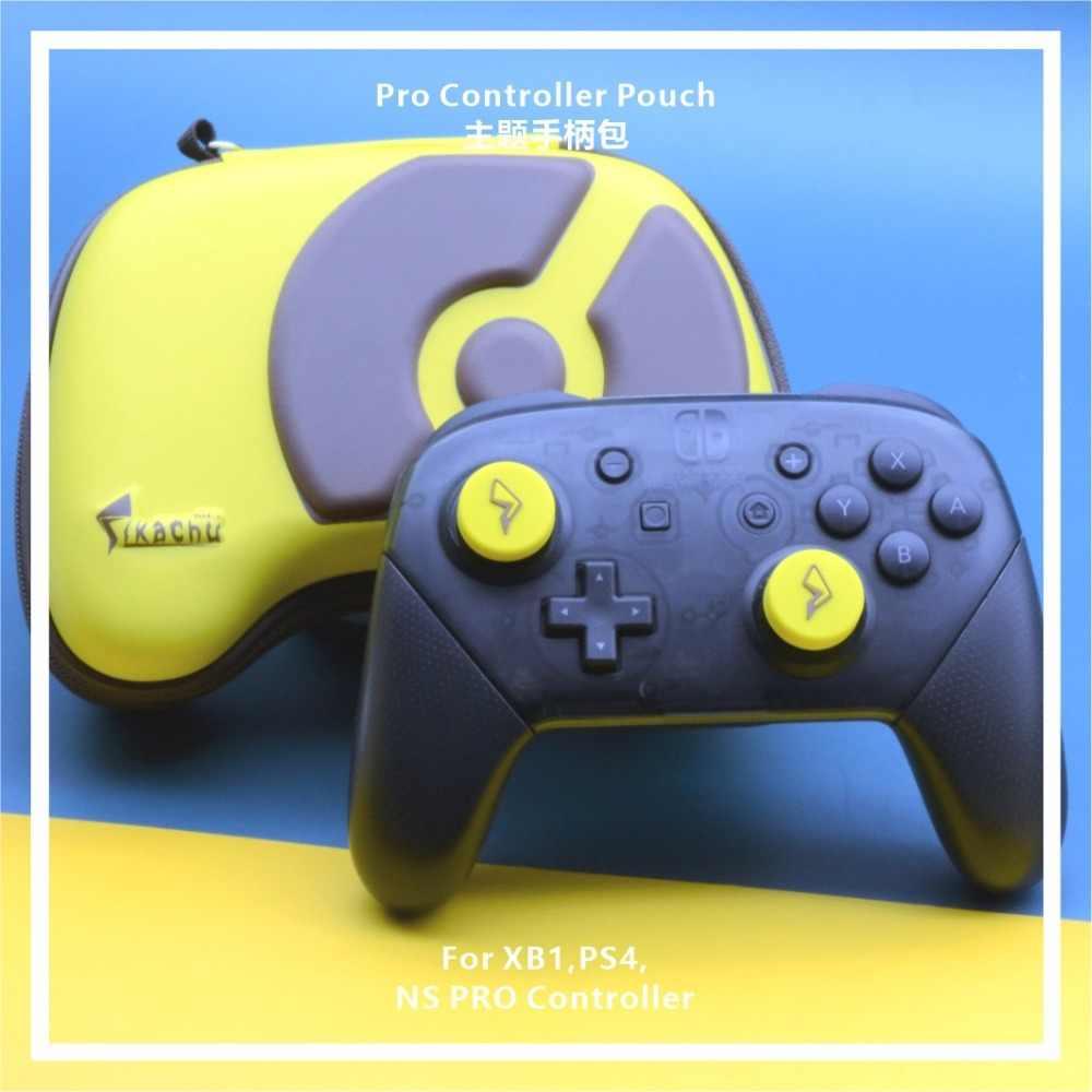 EVA Airform interrupteur NS Pro/Xbox One/PS4 pochette coque étui de protection transport stockage sac de voyage pour contrôleur de jeu