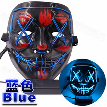 Lighting Mask LED Light up Mask Festival Cosplay Party Costume Mask EL Wire Neon Mask Christmas gift Party Supplies drama performance decor neon led strip prom mask luminous christmas cosplay light up el wire costume mask for festival party