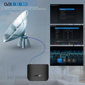 Image 4 - VONTAR DVB S2 Smart TV Box Android 7.1 Amlogic S905D Quad Core 1GB 8GB 1080p 4K 30fps Youtube Google Play Store MECOOL M8S PLUS
