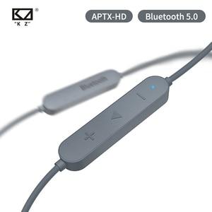 Image 2 - Ak kzワイヤレスbluetoothケーブル5.0 aptx hdアップグレードモジュールワイヤーと2PINためkz ZS10プロ/zst/AS06/AS10/AS16/zsnプロzsx C10 V90