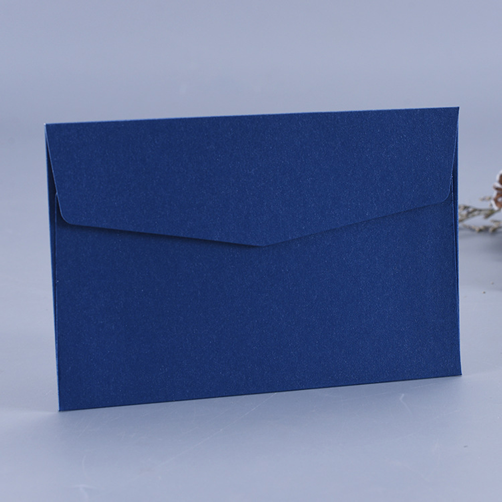 Hot Price Dac3f 50pcs Lot A6 Postcard Envelope Card Bookmark