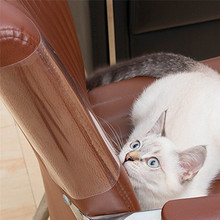 2pcs/4pcs Furniture protective film Cat Scratch Guard Mat For Pet Scratching Post Sofa Blanket Protector