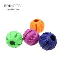 BDTHOOO Новая игрушка для собак и питомцев, головоломка, молярный футбол, устойчивая к укусам, резиновые игрушки для домашних животных