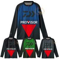2020 nowa odzież wędkarska wędkarstwo z długim rękawem Outdoor oddychająca kurtka do wędkowania koszulki Polo odzież sportowa anty uv Quick Dry Cycling w Ubrania wędkarskie od Sport i rozrywka na