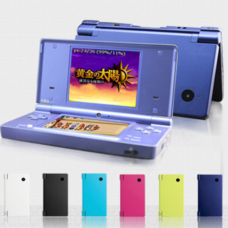 Professionally Refurbished For Nintendo DSi Game Console For Nintendo DSi Palm game With R4 and 32GB memory card