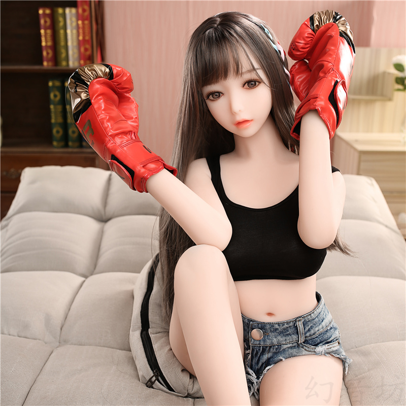 <font><b>100Cm</b></font> Real <font><b>Sex</b></font> <font><b>Dolls</b></font> Japanese Anime Robot Oral Love TPE Realistic Toys for Men Sexy Vagina Adult <font><b>Silicone</b></font> Mini <font><b>Sex</b></font> <font><b>Doll</b></font> image