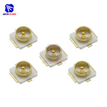 diymore 5PCS/Lot IPX U.FL RF Coaxial Connector SMD SMT Antenna Solder PCB Mount Socket Jack Female(China)