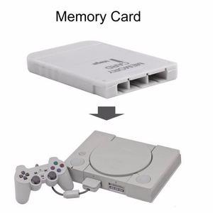 Image 2 - Bán Lẻ 1 Thẻ Nhớ Dành Cho Playstation 1 PS1 PSX Trò Chơi 1 MB