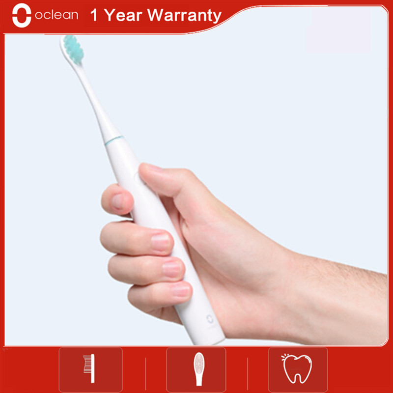Oclean Air Rechargeable Sonic Electrical Toothbrush Intelligent APP Control with Pressure Sensitive Button Electric Toothbrush image