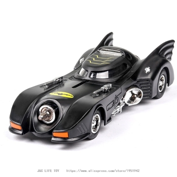 1:36 Toy Car Batman Chariot Metal Toy Alloy Car Diecasts & Toy Vehicles Car Model Miniature Scale Model Car Toys For Children недорого