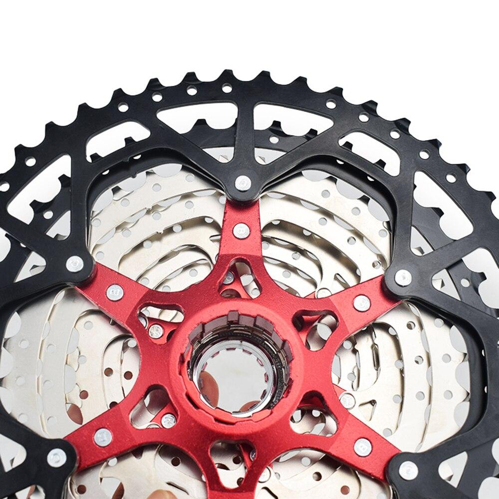 10S 11S 12S Speed Freewheel Separated Type Cassette MTB Mountain Bike 11 40T 42T 46T 50T Sprocket Ultralight Flywheel Bike Parts