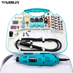 6 variable speed with positions rotary mini electric drill grinder dremel power tools engraver for polishing carving polishing