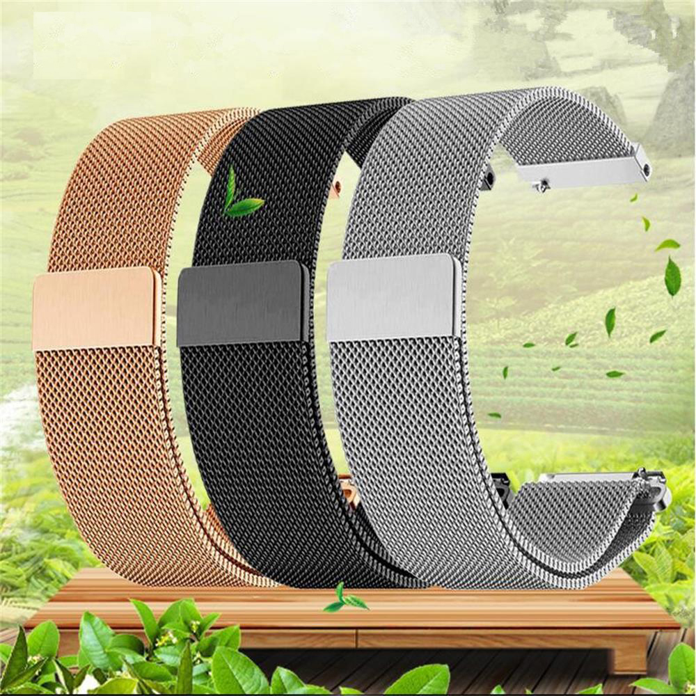 Gear S3 Frontier Band For Samsung Galaxy Watch 46mm/active 2/42mm Amazfit Bip Strap 22mm/20mm Watch Band Huawei Watch Gt 2 Strap