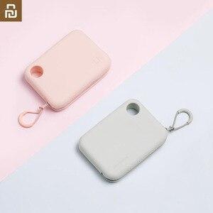 Image 1 - Xiaomi Jordanjudy przenośne silikonowe miękkie etui wodoodporny organizer torby do przechowywania torba na ładowarka kablowa klucze usta słuchawki telefon