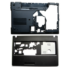 NEW For Lenovo G570 G575 Laptop Palmrest Upper Case/Bottom Base Bottom Cover With HDMI Port AP0GM000A00