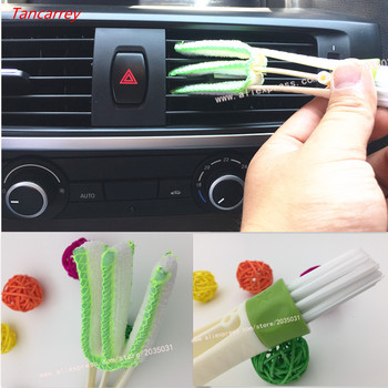 2020 heat Air Conditioner Outlet Cleaning Brush For hummer h3 cobalt chevrolet acura tsx vw golf 3 volvo xc60 accessories image