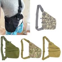 Holster Tactical Concealed Storage Shoulder-Bag Chest Multifunctional Nylon Anti-Theft-Bag
