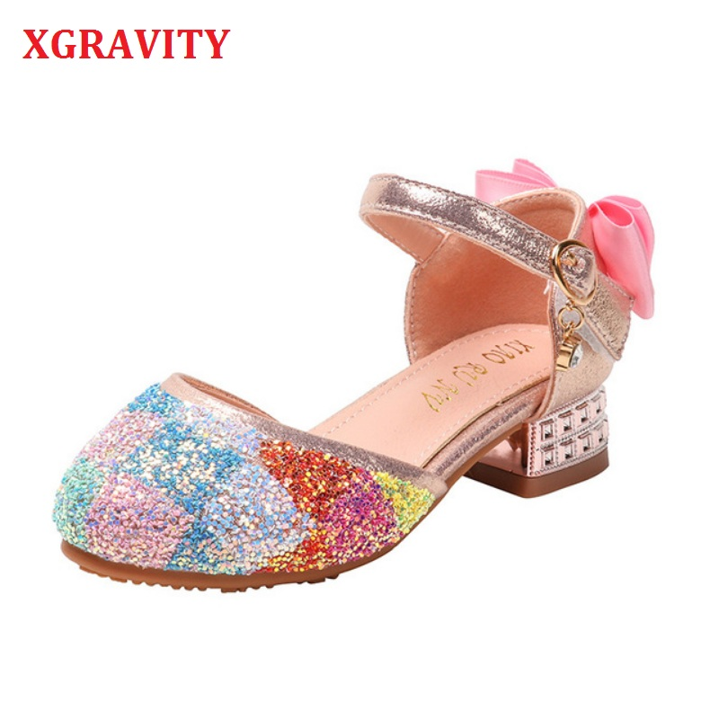 Girls Party Shoes Princess Shoes