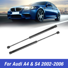 Car Tailgate Gas Lift Support Struts Strut Bar For Audi A4 & S4 2002 2003 2004 2005 2006 2pcs Spring Shock