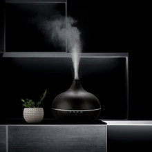 500ml USB elektryczny nawilżacz powietrza rozpylacz zapachów z diodami LED dyfuzor olejków eterycznych mgła aromaterapeutyczna Maker dla domu