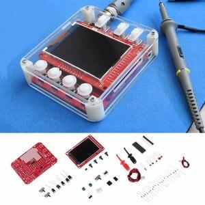 Image 1 - NUOVO DSO138mini Oscilloscopio Digitale Kit FAI DA TE di Apprendimento Pocket size DSO138 Aggiornamento Dropship