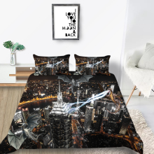 Metropolis Bedding Set Dragon Fashionable Creative